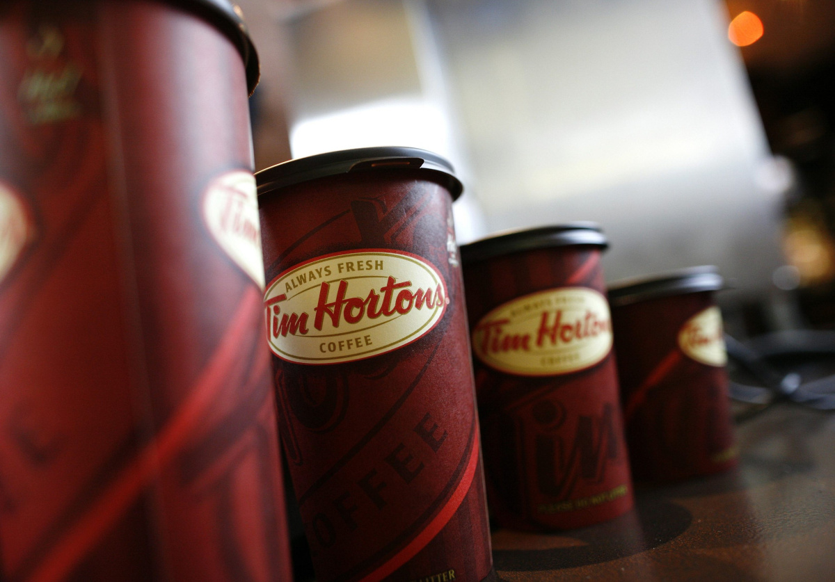 From Stanley Cups to Coffee Cups Tim Horton